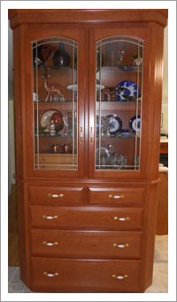 Specializing In Kitchen Cabinets, Vanities, Formica Corian Counters,  Bookcases, Hutches, And Kenu0027s ...
