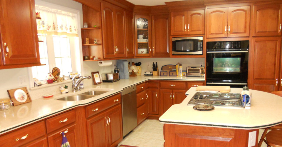 Ken's Custom Cabinets - Servicing MA and Southern NH